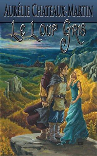 couverture Le Loup gris, roman entre Harry Potter et Tolkien
